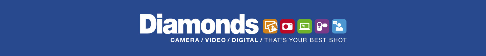 Diamonds Camera Video & Digital