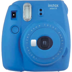Fujifilm Instant Camera Instax Mini 9 Camera Cobalt Blue