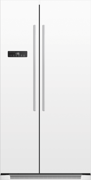 628L SIDE BY SIDE FRIDGE