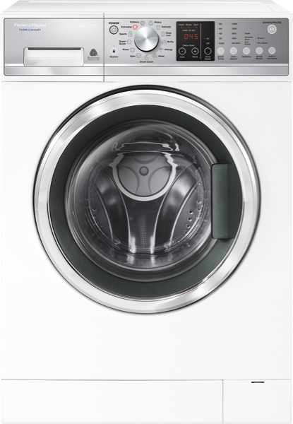 8.5KG FRONT LOAD WASHER