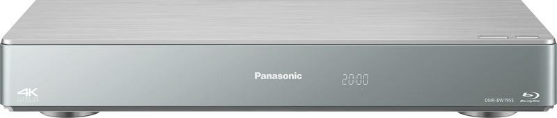 Panasonic 3D Blu-Ray Player & 2TB Recorder DMRBWT955GL