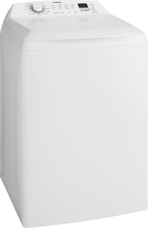 Simpson 9kg Top Load Washer SWT9043