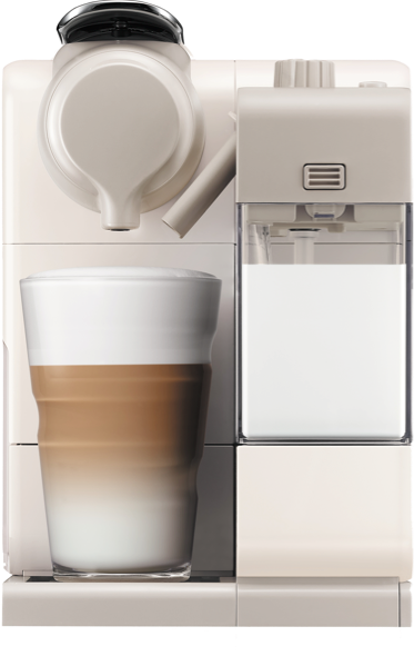 NESPRESSO LATTISSIMA TOUCH POD MACHINE - WHITE