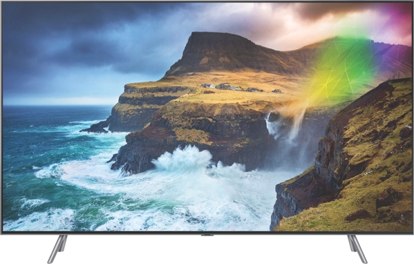 "82"" 4K ULTRA HD SMART QLED TV"