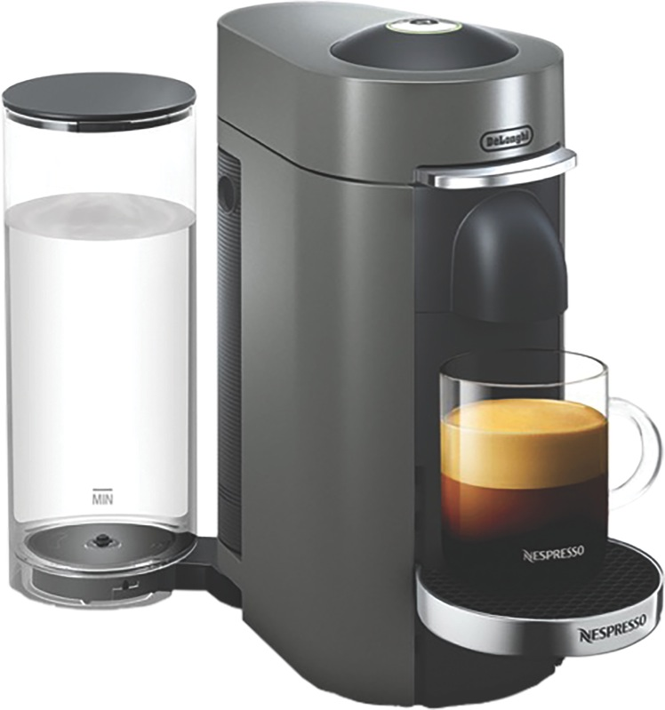 DeLonghi Nespresso VertuoPlus Pod Coffee Machine ENV155T