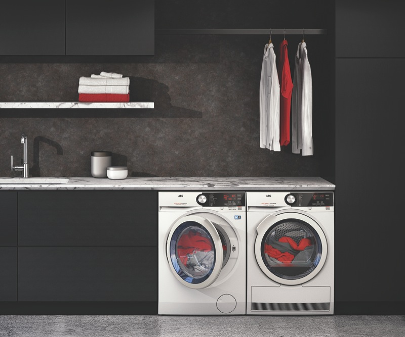 AEG 8kg Front Load Washer LF6E8431A