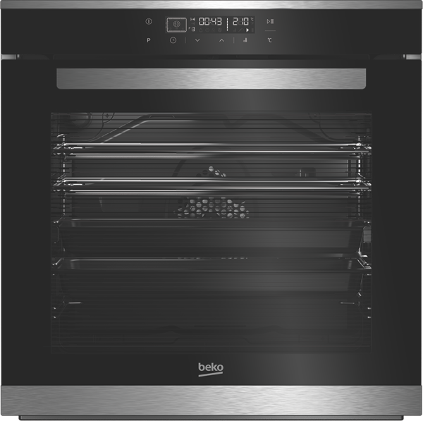 60CM BUILT-IN PYROLYTIC OVEN