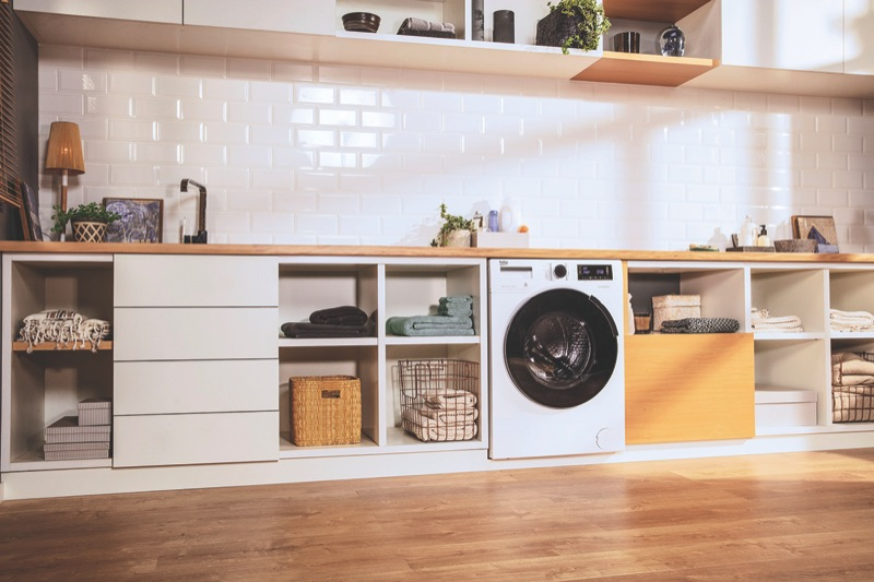 Beko 10kg Front Load Washer with Autodosing BFL103ADW