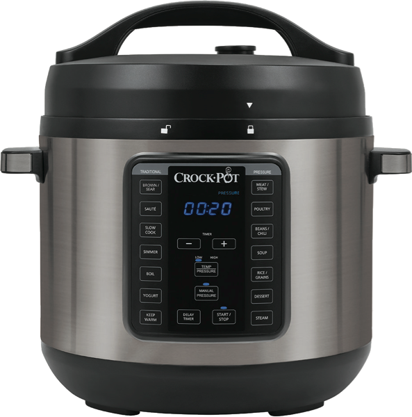 EXPRESS CROCK XL MULTI COOKER