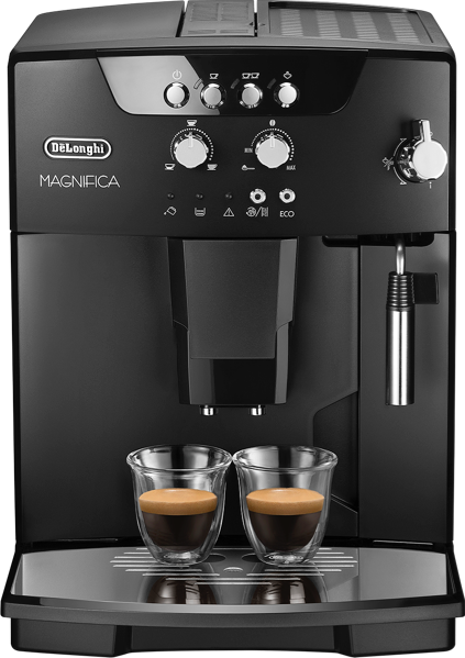 MAGNIFICA FULLY AUTOMATIC COFFEE MACHINE - BLACK
