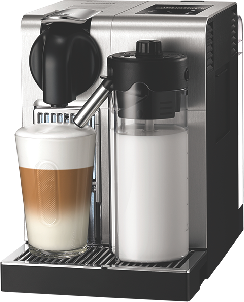 DeLonghi Nespresso Lattissima Pro Pod Coffee Machine EN750MB