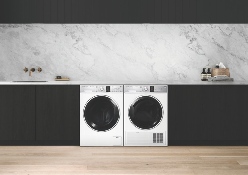 Fisher & Paykel 12kg WashSmart™ Front Load Washer WH1260P1