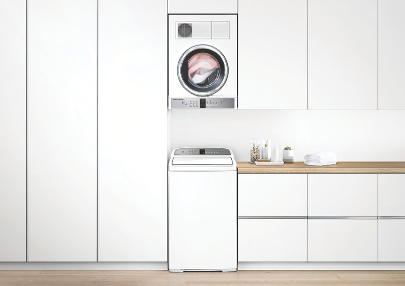 Fisher & Paykel 8.5kg Top Load Washer WA8560E1