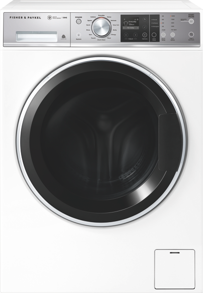 12KG FRONT LOAD WASHER WITH ACTIVE INTELLIGENCE™