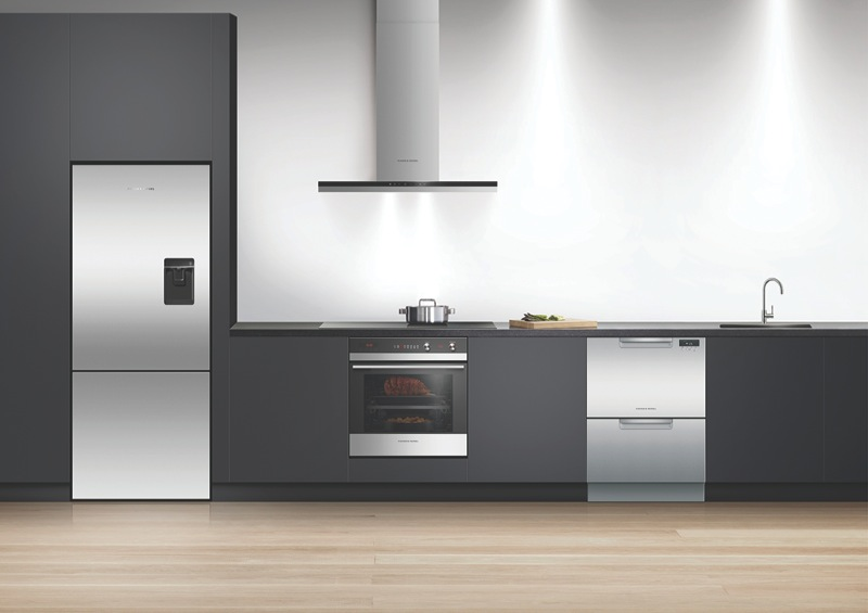 Fisher & Paykel Double DishDrawer™ - Stainless Steel DD60DAX9