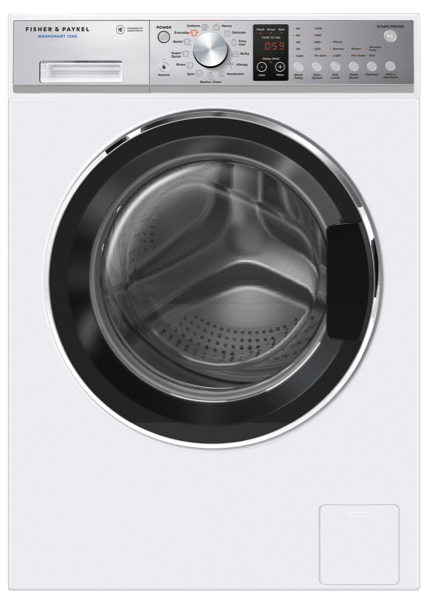 12KG WASHSMART™ FRONT LOAD WASHER