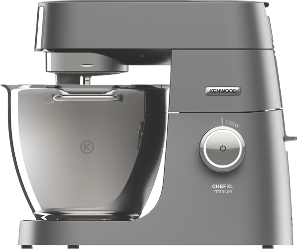 CHEF MIXER TITANIUM XL