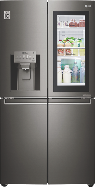 708L FRENCH DOOR FRIDGE WITH INSTAVIEW DOOR-IN-DOOR®