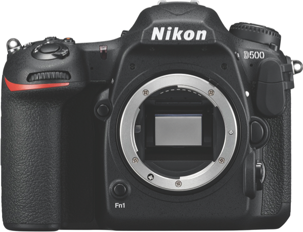 Nikon D500 Digital SLR Camera (Body Only) D500 Body