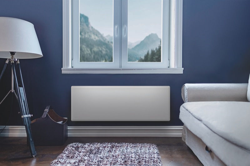 Nobo 2kw Panel Heater with Timer NTL4T20FS40