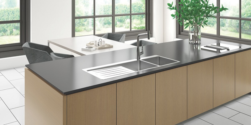 Oliveri Hansgrohe Metris Pull Out Mixer 14884003