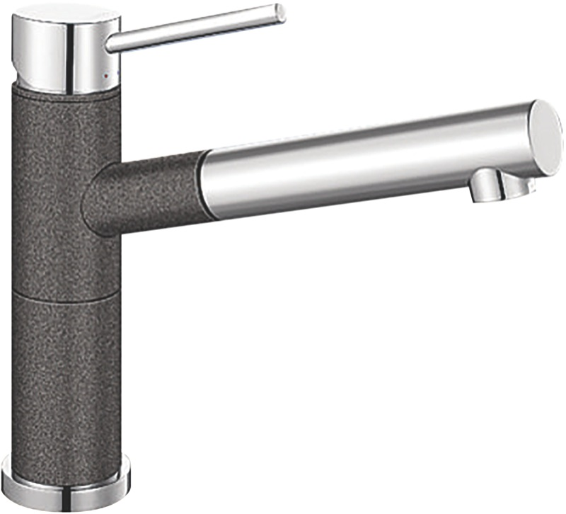 Blanco Altasa Single Lever Mixer Pull Out Tap - Anthracite ALTASA