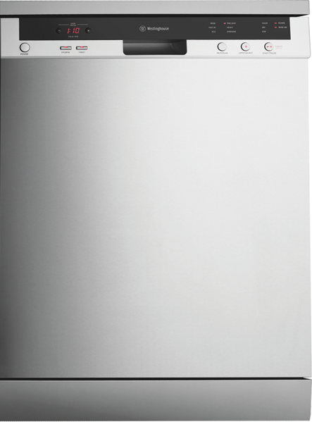 Westinghouse 60cm Freestanding Dishwasher - Stainless Steel WSF6606X