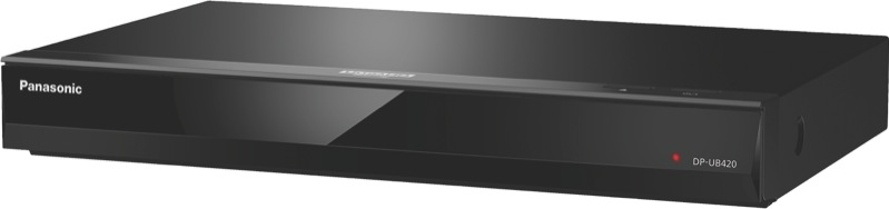 Panasonic 4K Ultra HD Player DPUB420GNK