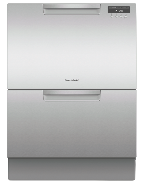 DOUBLE DISHDRAWER™ - STAINLESS STEEL