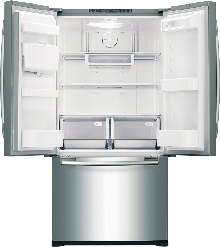 Samsung 583L French Door Fridge SRF583DLS