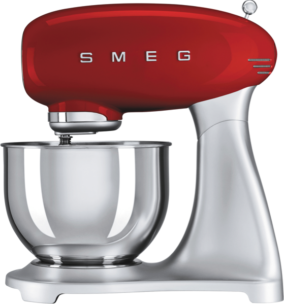 800W STAND MIXER - RED