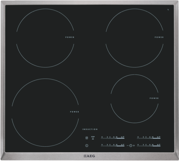 58CM INDUCTION COOKTOP