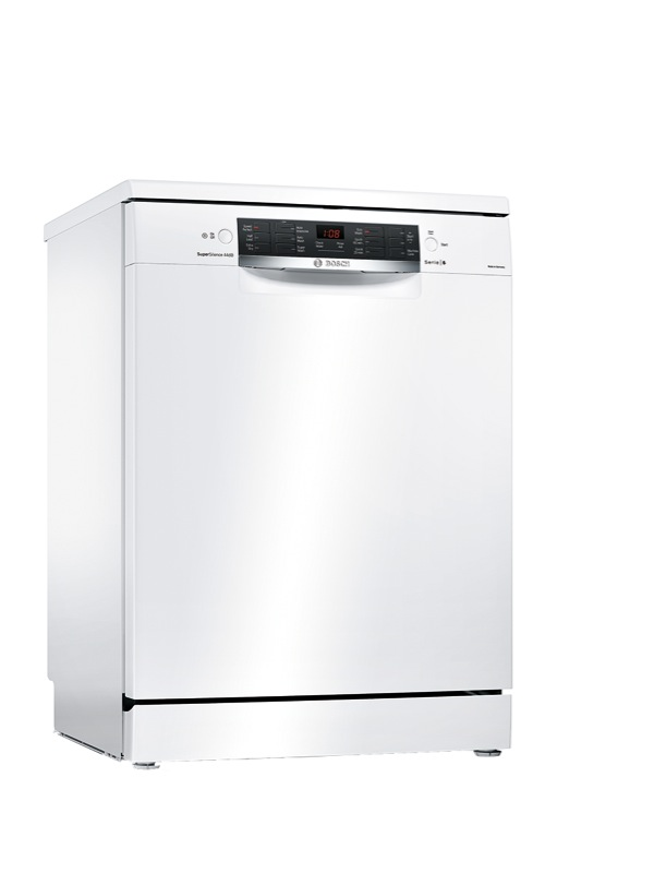 Bosch 15 Place Setting Freestanding Dishwasher SMS66MW01A