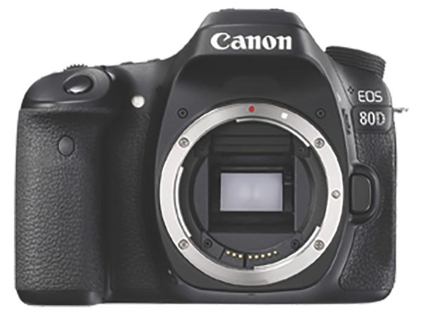 Canon EOS 80D Digital SLR Camera (Body Only) EOS 80D