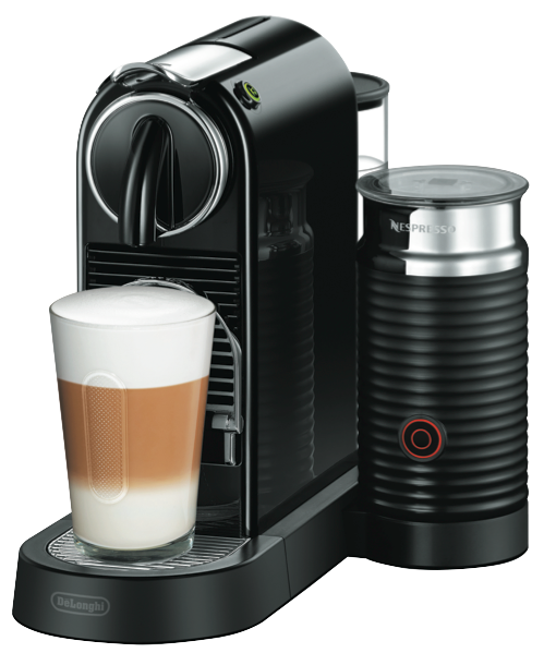 DeLonghi Nespresso Citiz & Milk Pod Coffee Machine EN267BAE
