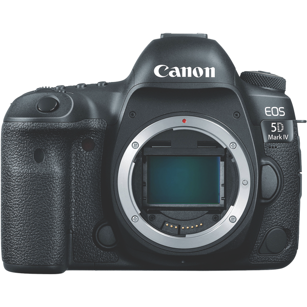 Canon EOS 5D Mark IV Digital SLR Camera (Body Only) 5D Mark IV