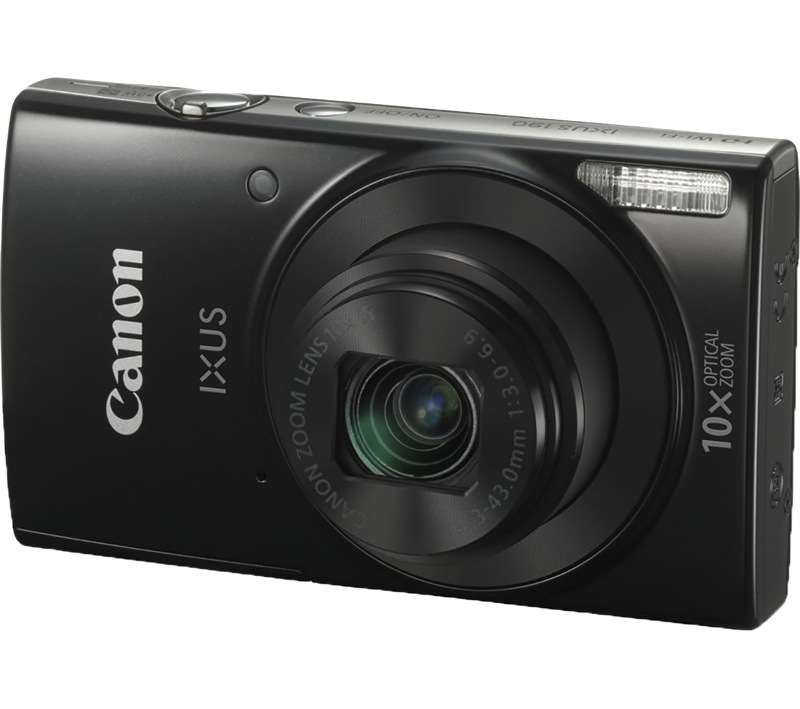 Canon Digital Compact Camera IXUS190BK