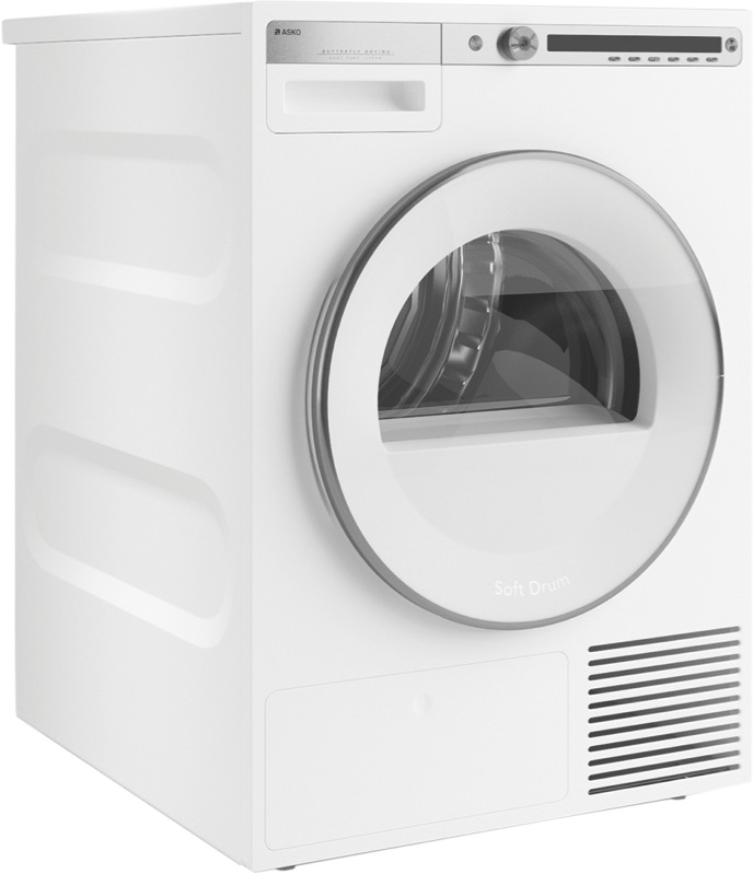 Asko 10kg Heat Pump Dryer T410HD
