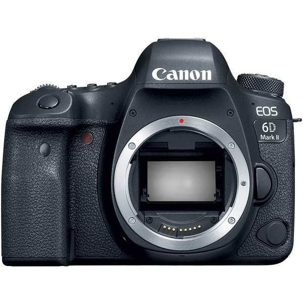 Canon EOS 6D Mark II Digital SLR Camera (Body Only) EOS 6D MARK II