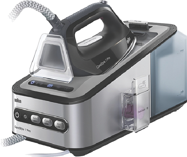 Braun Carestyle 7 Pro Steam Station IS7156BK