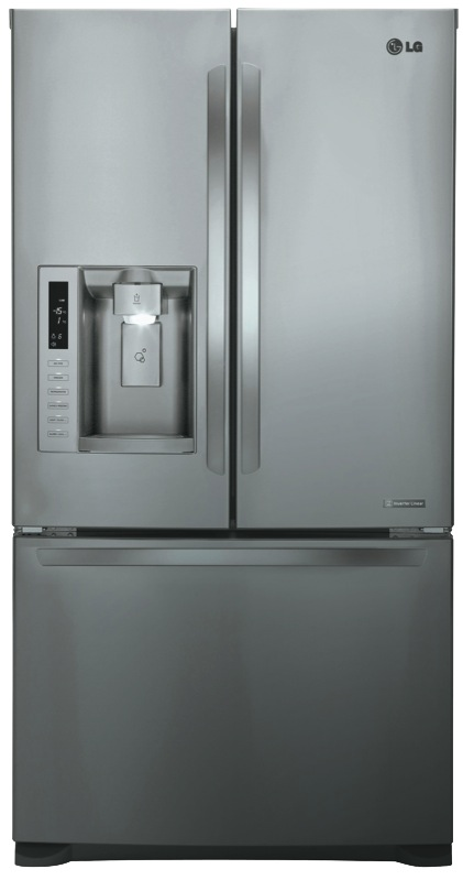 LG 613L French Door Fridge GFL613PL