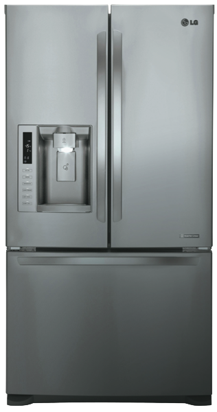 613L FRENCH DOOR FRIDGE