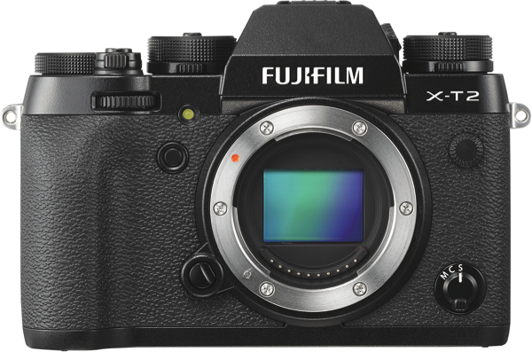 Fujifilm XT2 Mirrorless Camera (Body Only) XT2BlackBody