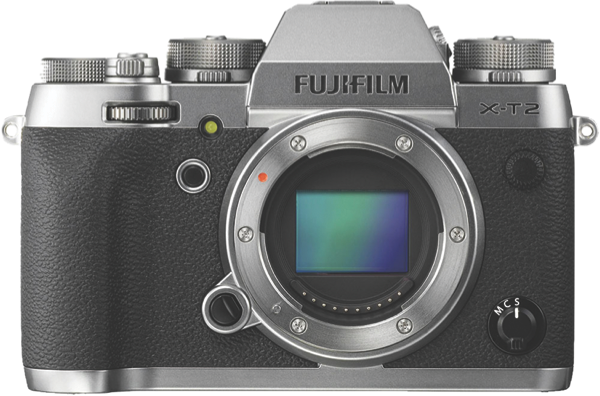 Fujifilm XT2 Mirrorless Camera (Body Only) - Silver XT2SilverBody