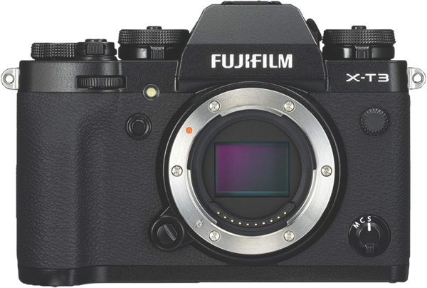 Fujifilm X-T3 Mirrorless Camera (Body Only) 74348