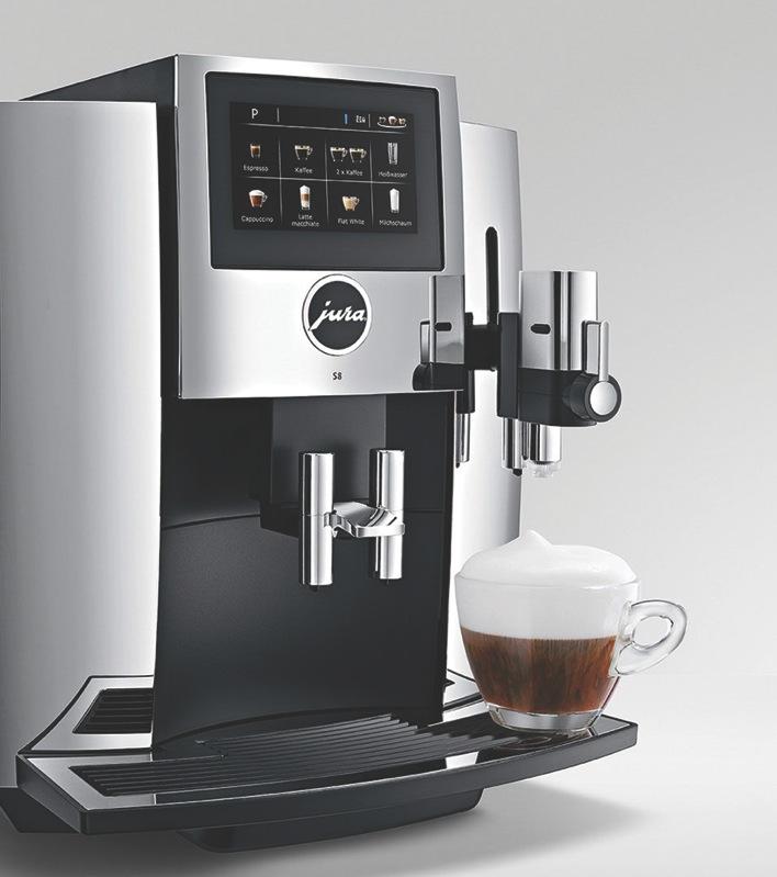 Jura S8 Auto Coffee Machine 15228