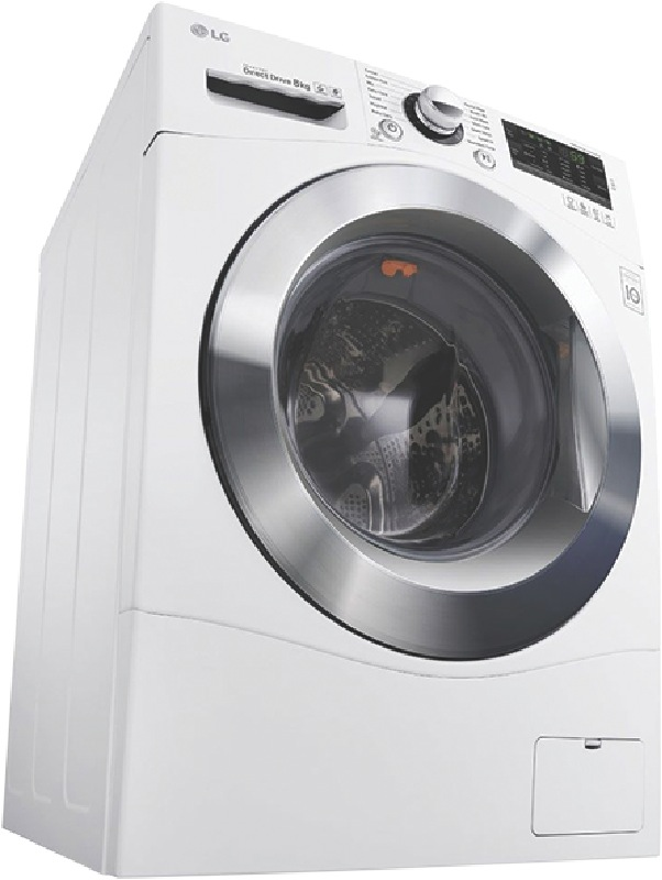 LG 8kg Front Load Washer WD1408NPW