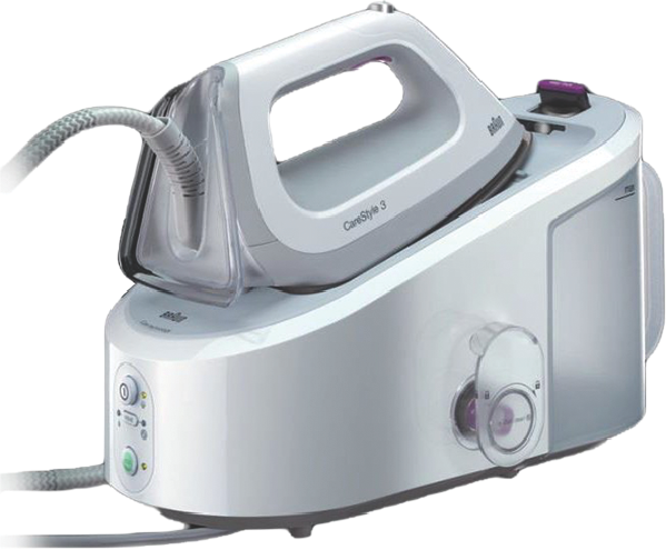 Braun Carestyle 3 Steam Generator Iron IS3045WH