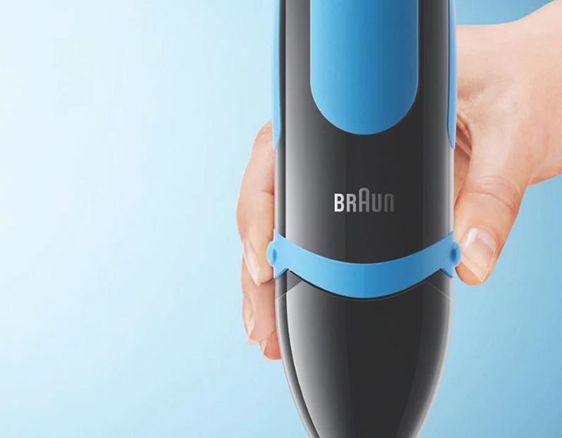 Braun MultiQuick 5 Vario Fit Hand Blender MQ5064BKBL