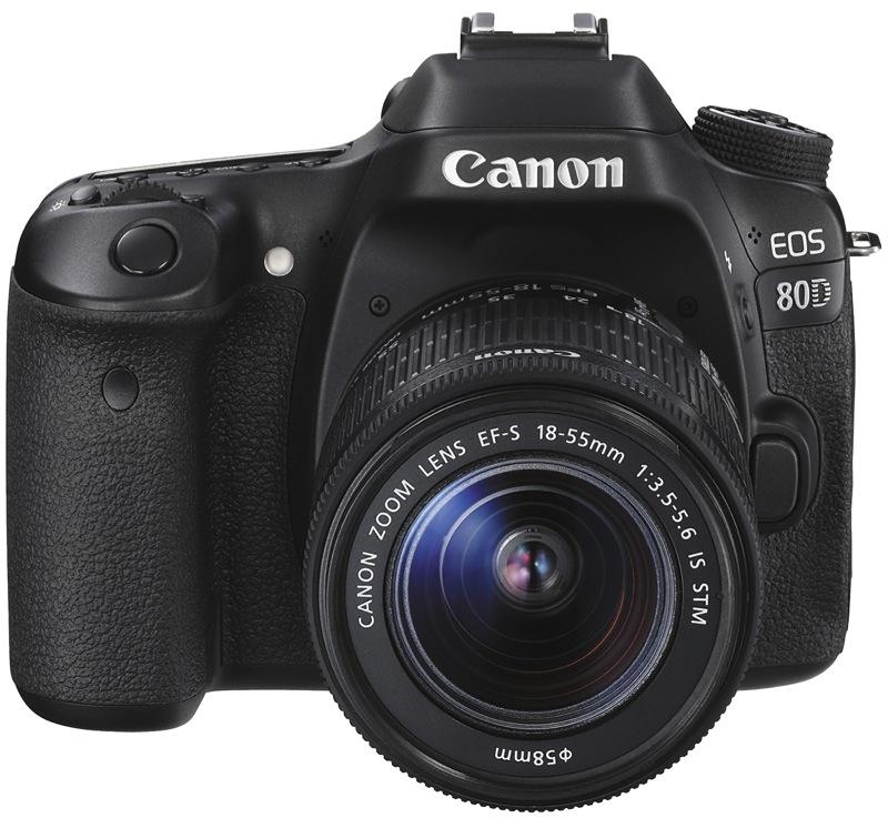 Canon EOS 80D Digital SLR Camera 80DKIS